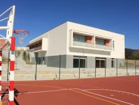 Escola Mais Plural - Campo desportivo
